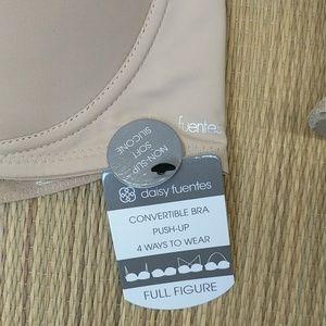 befdef146c Daisy Fuentes Intimates   Sleepwear - Daisy Fuentes Intimates full-figure 4-way  bra